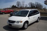 2002 Chrysler Town&Country EX