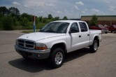 2004 Dodge Dakota Crew