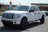 2011 Ford F-150 S-Crew  4X4