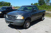 2002 Ford F-150 4×4 SOLD