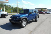 2010 Jeep Wrangler Unlimited Sport 4X4 SOLD