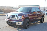 2009 Ford F-150 Supercrew 4×4