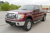 2009 Ford F-150 Crew 4×4