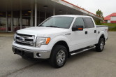 2013 Ford F-150 Crew 4×4
