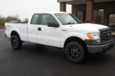 2012 Ford F-150 Supercab 4×4