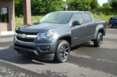2016 Chevrolet Colorado Crew 4X4