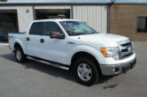 2013 Ford F-150 Crew