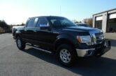 2010 Ford F-150 Crew
