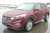 17 Hyundai Tucson SE