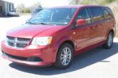 14 Dodge Grand Caravan SE