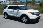 12 Ford Explorer 4WD