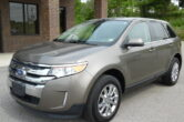13 Ford Edge Limited AWD