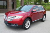 15 Lincoln MKX